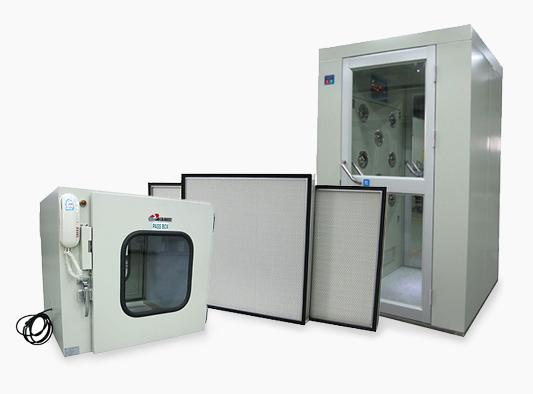 Products - Clean Room Equipment